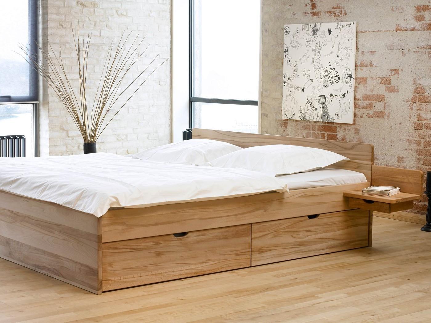 Oppbevaring seng