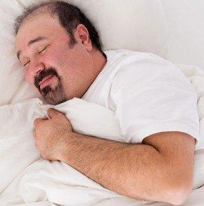 fantastisk søvn med en Kontinentalseng